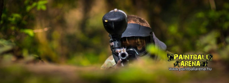 paintball aréna